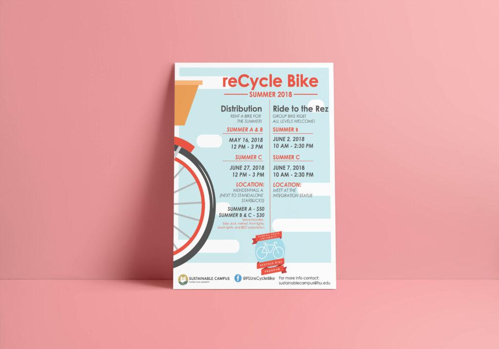 Summe reCycle Bike Mock Up
