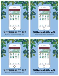 sustainability app promo